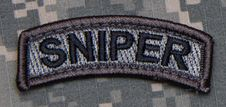Mil-Spec Monkey Patch - Sniper Tab