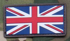 Mil-Spec Monkey Patch - British Flag PVC