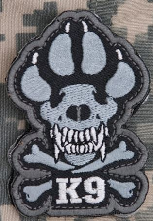 Mil-Spec Monkey Patch - K9 Short