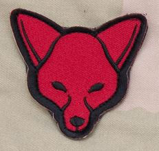Mil-Spec Monkey Patch - Fox Head