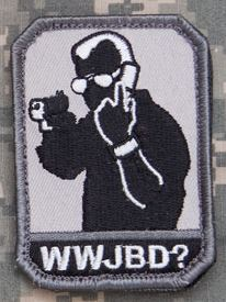 Mil-Spec Monkey Patch - WWJBD - Click Image to Close
