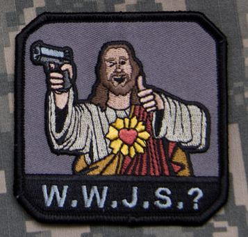 Mil-Spec Monkey Patch - WWJS?