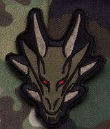 Mil-Spec Monkey Patch - Dragon Head
