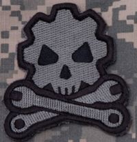 Mil-Spec Monkey Patch - Death Mechanic