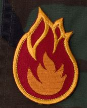 Mil-Spec Monkey Patch - Fireball