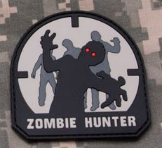 Mil-Spec Monkey Patch - Zombie Hunter PVC