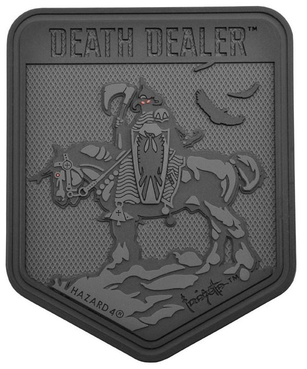Hazard 4 Patch Death Dealer