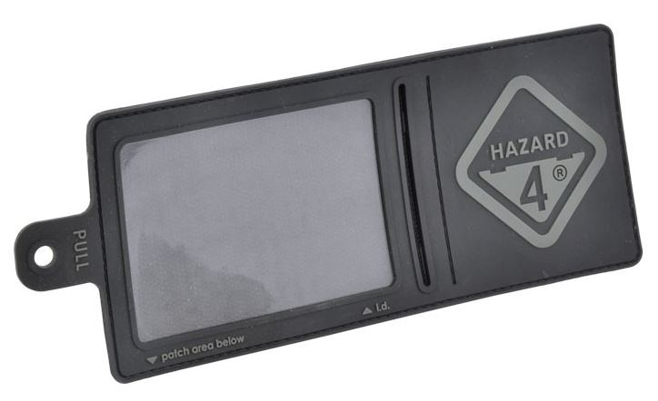 Hazard 4 Patch ID Window