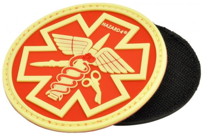 Hazard 4 Patch Battle Paramedic
