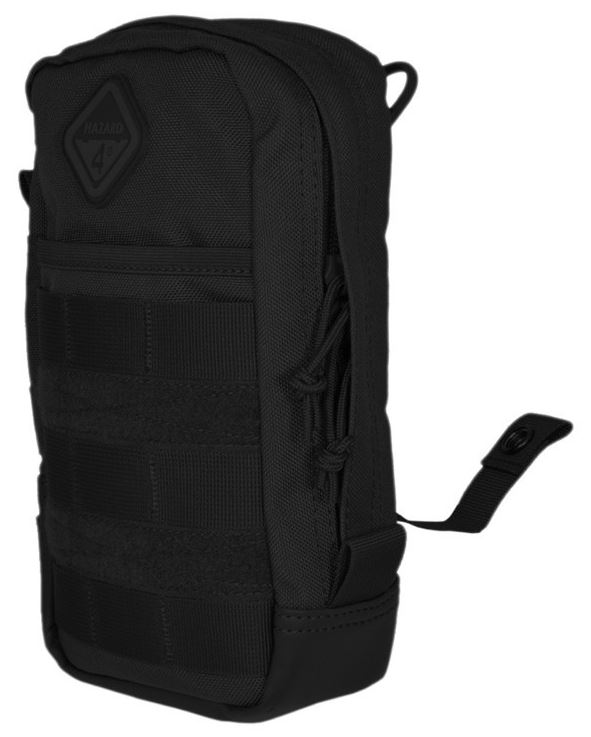 Hazard 4 Broadside MOLLE 9x5 Pouch - Black