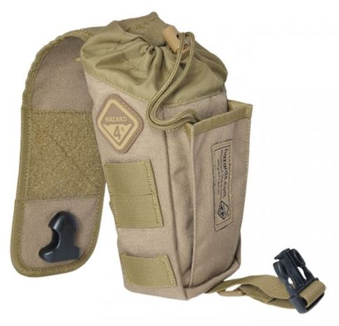 Hazard 4 Flip Bottle Pouch - Coyote