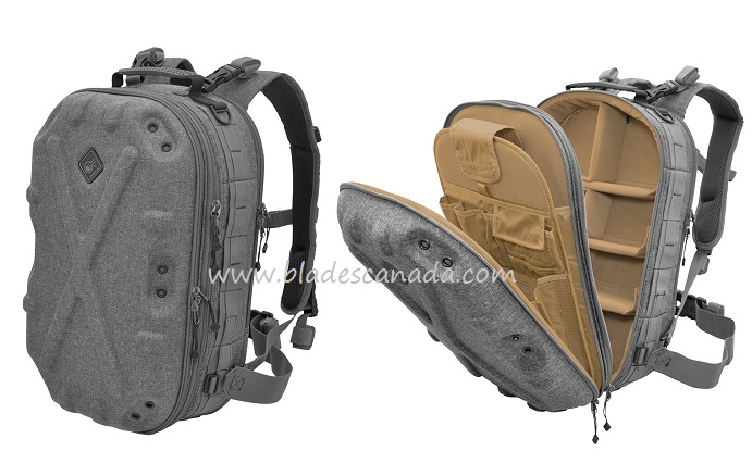 Hazard 4 Pillbox Hardshell Daypack - Greyman