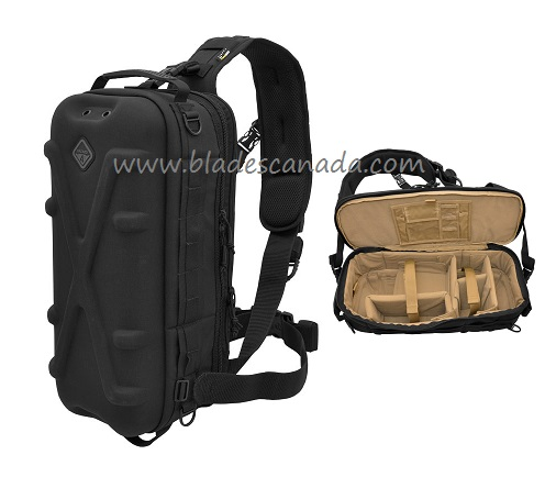 Hazard 4 Plan-B Hard Shell Sling Pack- Black