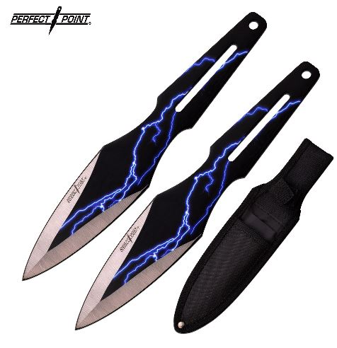 Perfect Point 108-2T Throwing Knife Set (Online Only)