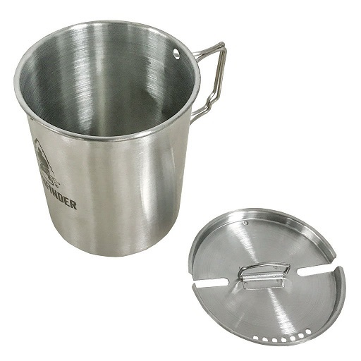 Pathfinder Stainless Steel Cup & Lid Set - 25oz