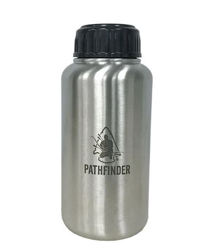 Pathfinder Wide Mouth Stainless Steel Water Bottle - 32oz