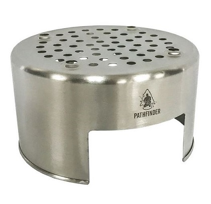 Pathfinder Stainless Steel Bush Pot Stove