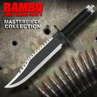 Rambo 9294 First Blood Part II Standard Edition (Online Only)