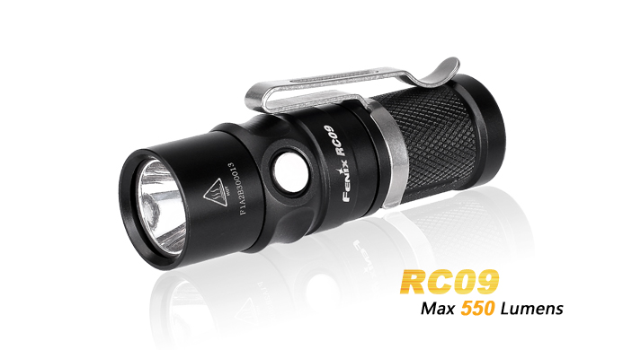 Fenix RC09 Flashlight - 550 Lumens