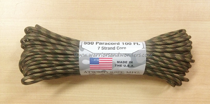 550 Paracord, 100Ft. - Recon