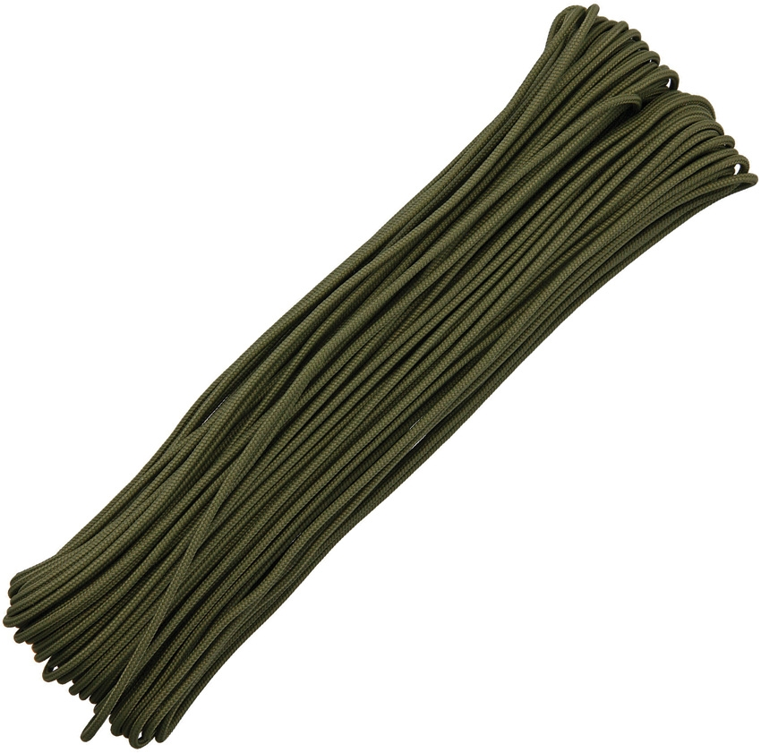325 Paracord, 3-Strand 100Ft. - Olive Drab