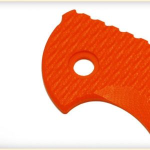 Hinderer G-10 Handle Scale for XM-18 3.0 - Orange