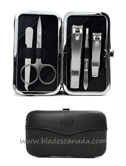 Rockwell Razors Stainless Steel Manicure Set - 5 Piece