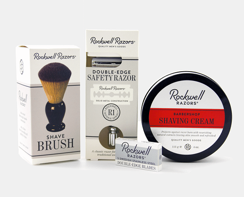 Rockwell Razors R1 Classic Wet Shaving Gift Set