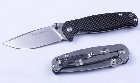 Real Steel 7774 H6-S1 Carbon Fiber Framelock