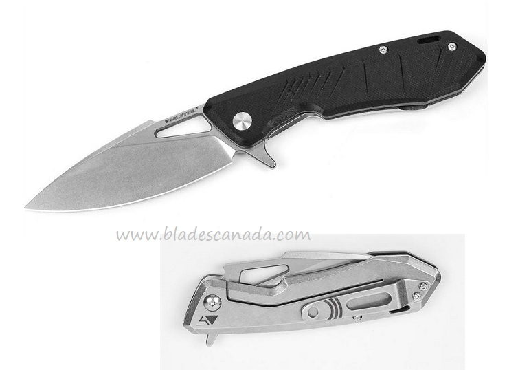 Real Steel 7921 Pelican D2 Framelock Flipper