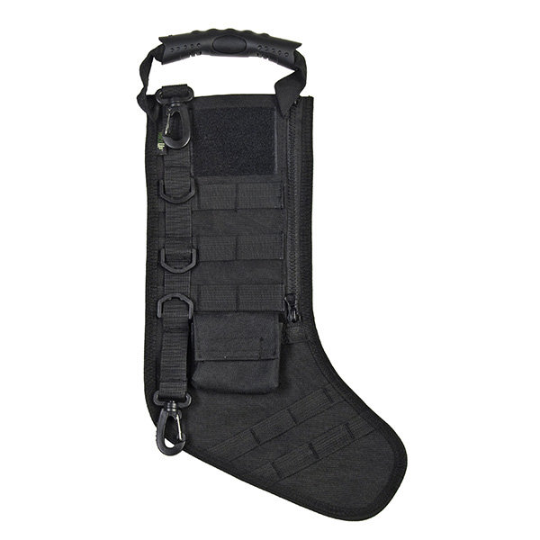 Ruck Up Tactical Christmas Stocking Junior - Black (Online Only)