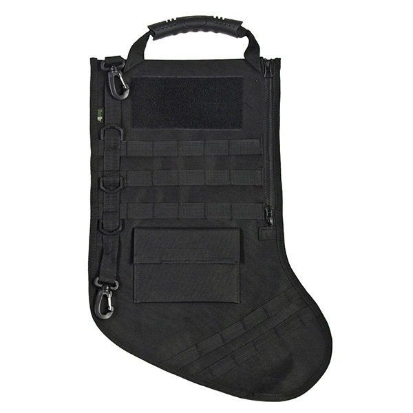 Ruck Up Tactical Christmas Stocking Supersized - Black