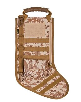 Ruck Up Tactical Christmas Stocking - Desert Digi Camo (Online)
