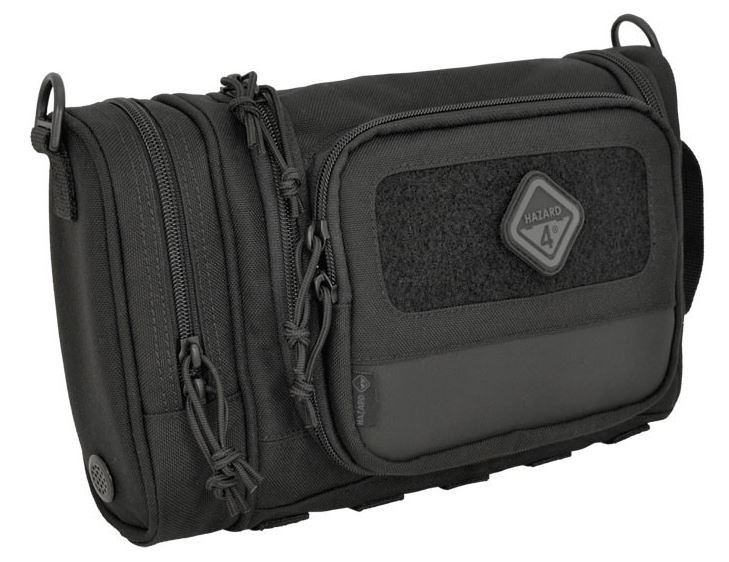 Hazard 4 Reveille Heavy Duty Toiletry Bag - Black