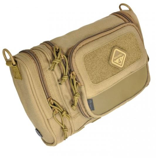 Hazard 4 Reveille Heavy Duty Toiletry Bag - Coyote