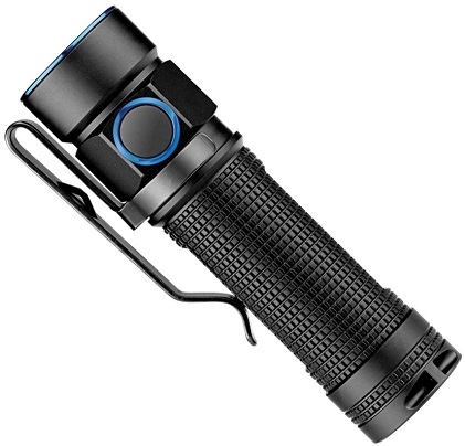 Olight S1ASS Baton Flashlight SS - Thunder Grey - 600 Lumens