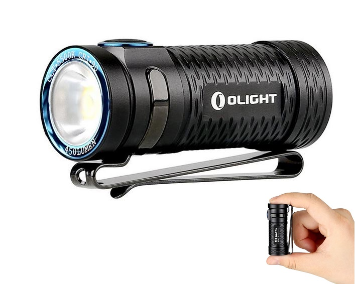 Olight S1 Mini Baton High CRI - 450 Lumens