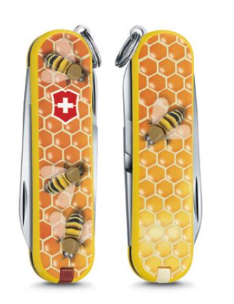 Swiss Army Classic SD Honeybee - 2017 Limited Edition