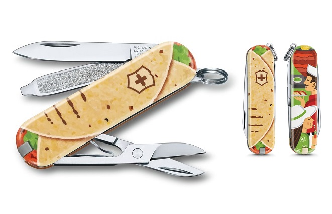 Swiss Army Classic SD Tacos - Limited Edition