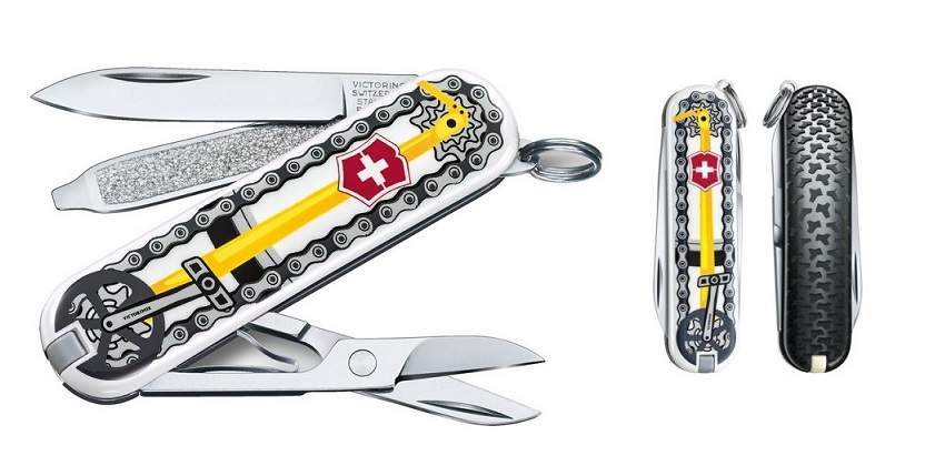 Swiss Army Classic SD Bike Ride - Limited Edition