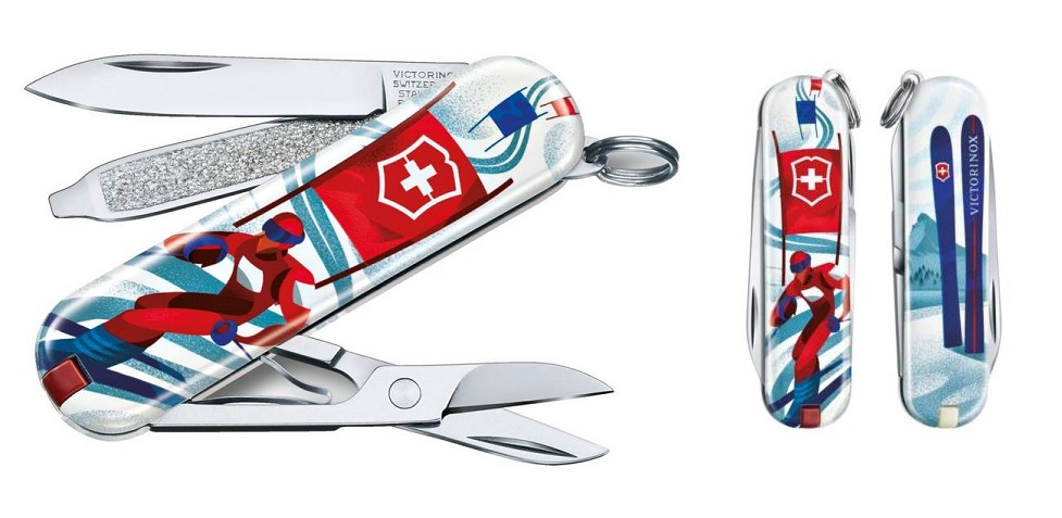 Swiss Army Classic SD Ski Race - Limited Edition