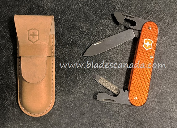 Swiss Army Cadet - Orange Alox