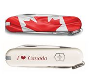 Swiss Army Classic - Canadian Flag/I