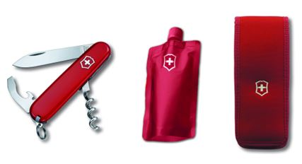 Swiss Army Waiter Pinic Set w/ Pouch