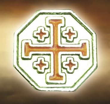 Spartan Blades Bead Crusader Cross