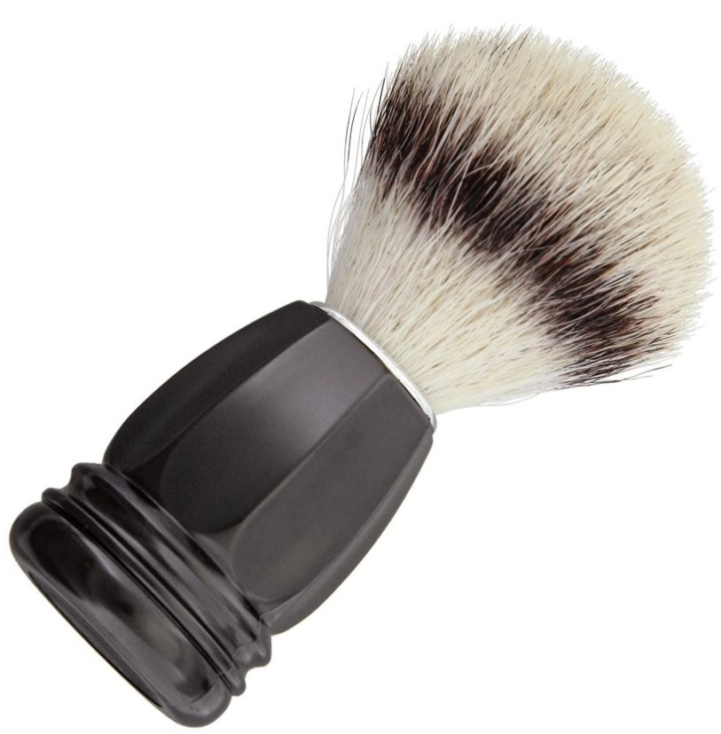 Razolution 86234 Shaving Brush - Black Handle