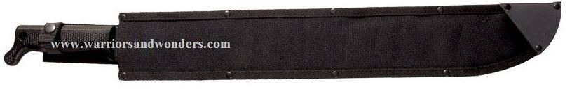 "Cold Steel Spare Cordura Sheath for 18"" Latin Machete SCAM18S"