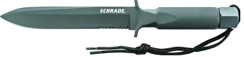 Schrade F1 Extreme Survival One-Piece w/ Nylon Sheath