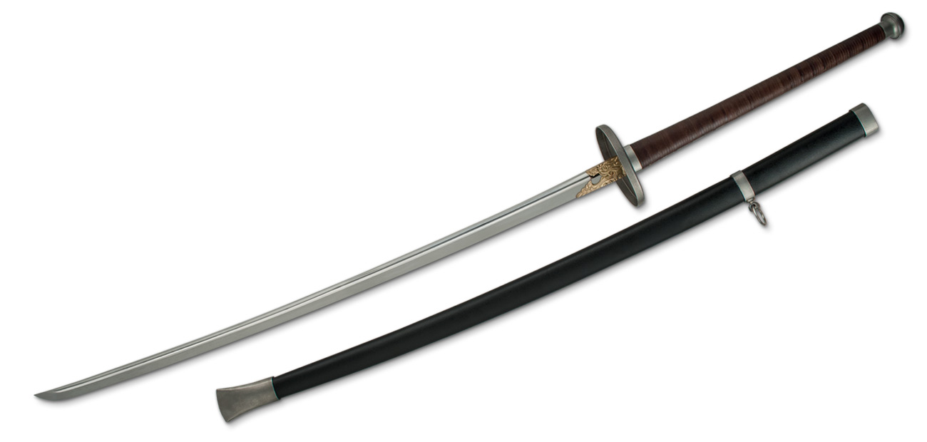 Dragon King Miao Dao - Long Chinese Saber SD11190