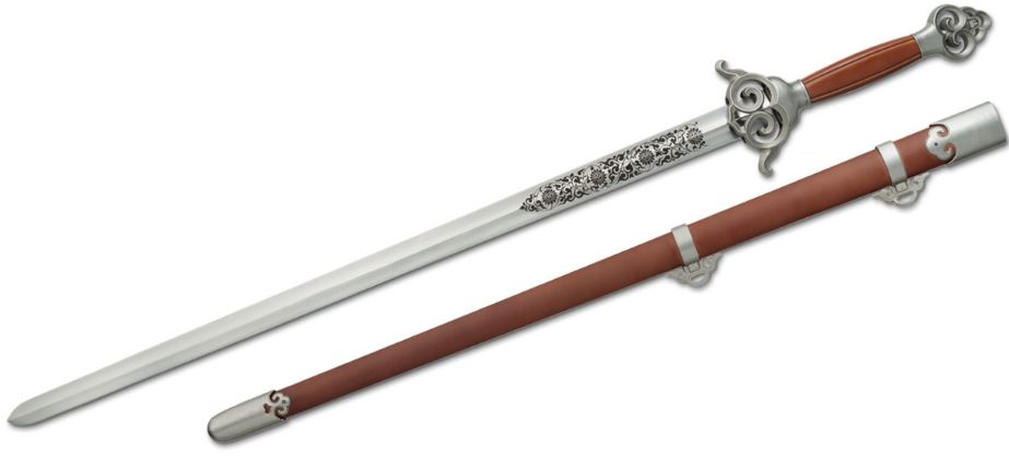 Dragon King Kungfu Jian Sword SD15030 (Online Only)